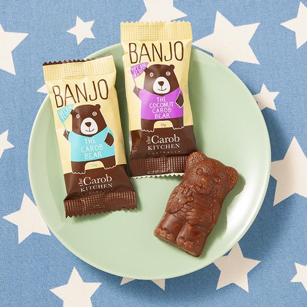ビーガンキャロブバンジョーベアーが売り切れ続出!キャロブチョコレートの効能や栄養素にも注目!
